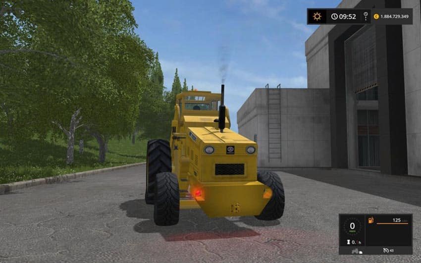 Volvo LM 218 rear weight V 1.0 [SP]