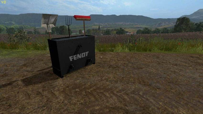 Weight Fendt v 1.0