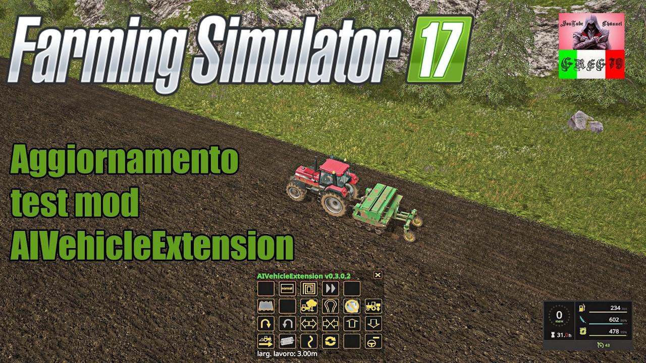 AIVehicle Extension master v1.0.0.9