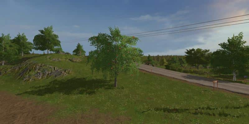 Apple Tree Mod v1.0