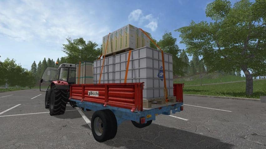 Bicchi small trailer V 1.0 [SP]