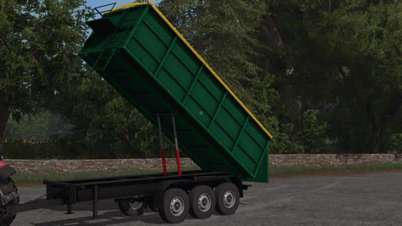 Grain Trailer by Karolis1251 & Iceberg Modding