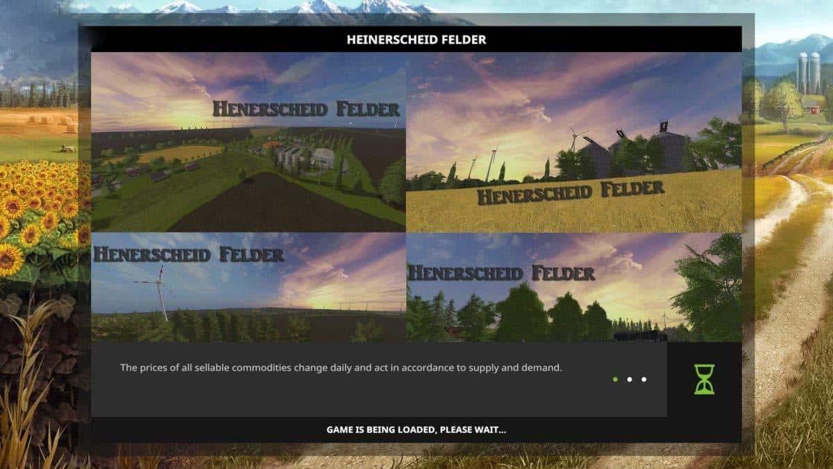 HEINERSCHEID FELDER MAP 1.0