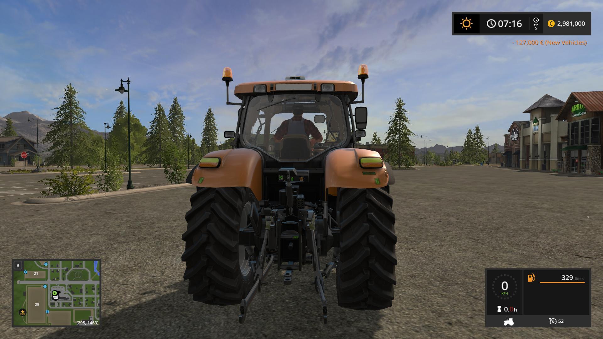 Kamaz T-215 v1.1.1.0