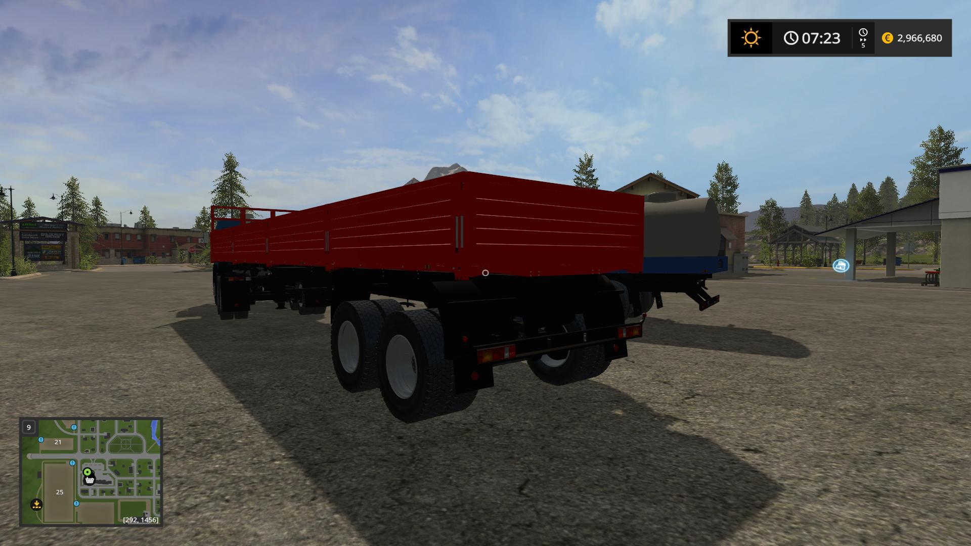 Kamaz Truck Pack v1.8.0.0