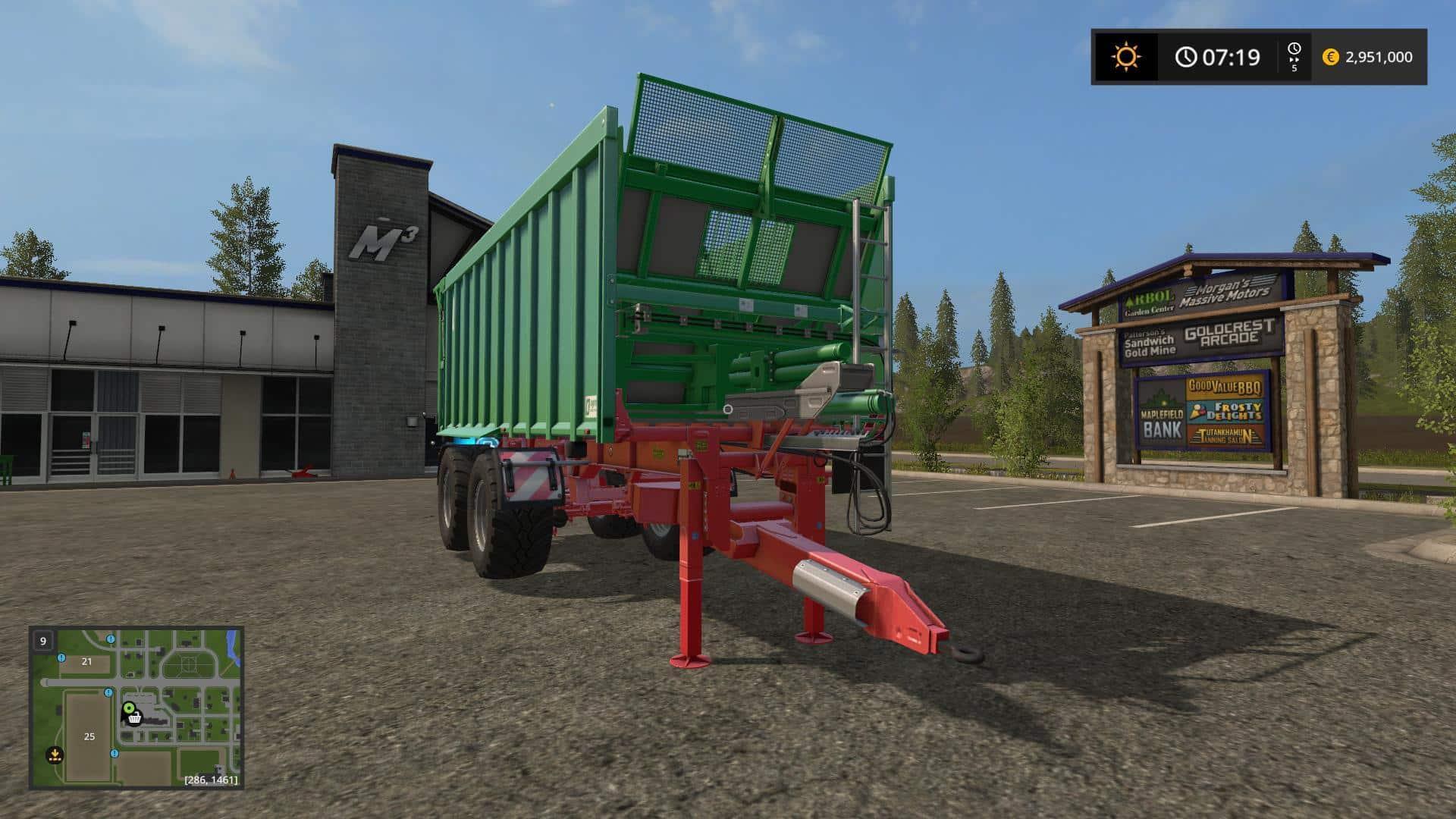 Kroeger Agroliner TAW 20 v1.0