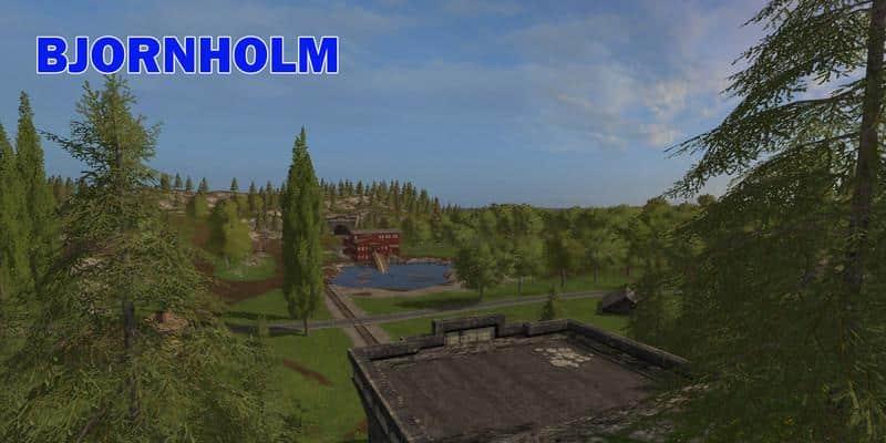 Map Bjornholm v1.3.0.6