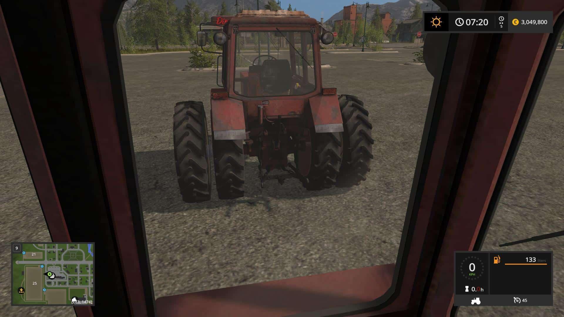 MTZ 80 RED v1.2.0