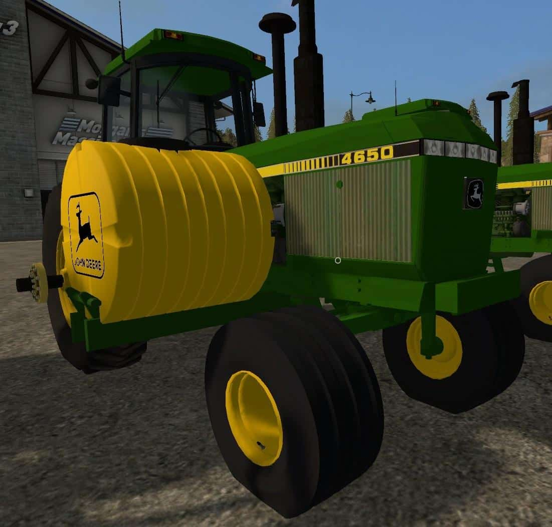 OLD IRON JD Series 2WD v1.0.0