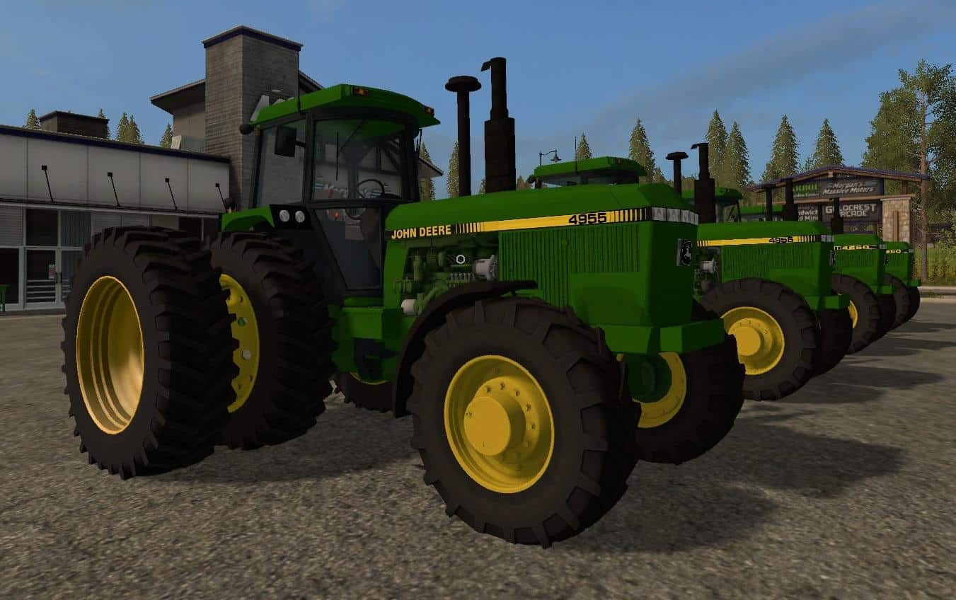 OLD IRON JD Series FWA v1.0
