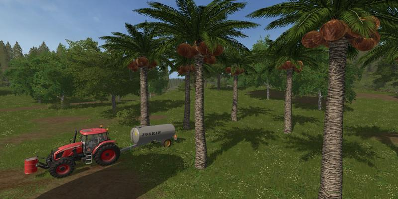 Placeable Coco Tree v1.0