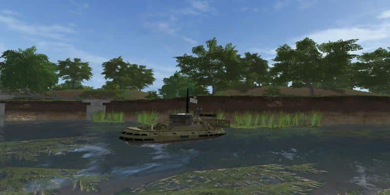 Sosnovka Fishing River v1.0