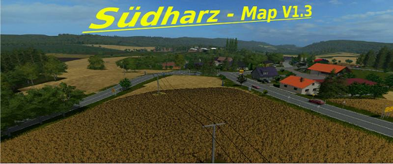 Sudharz Map v1.3
