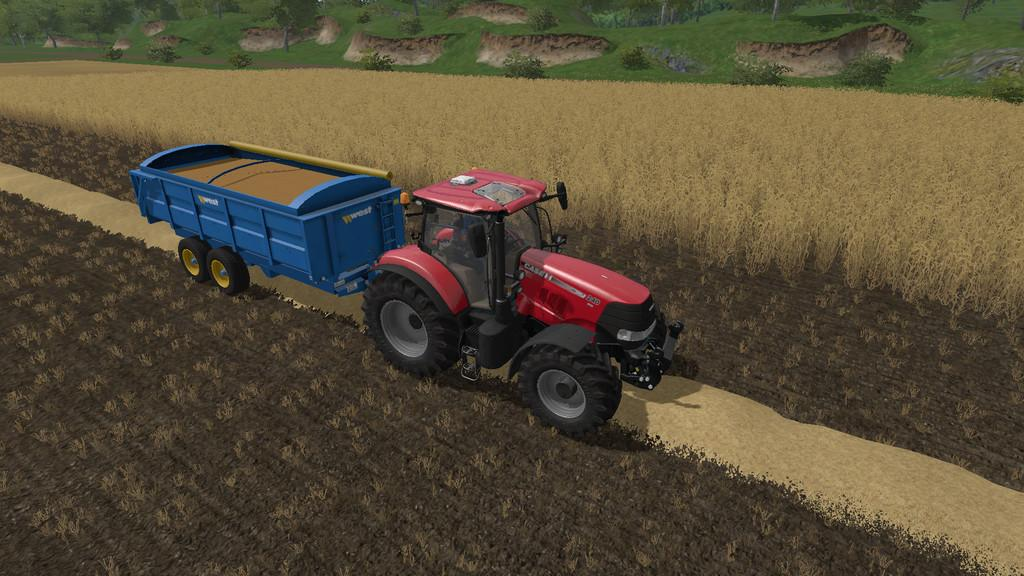 West 12t Grain Trailer v1.0.0.0