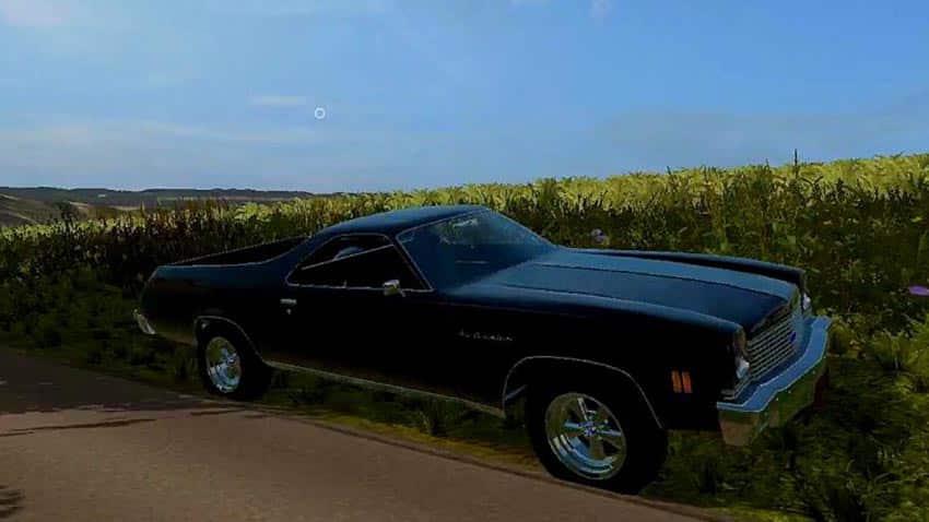 1973 Chevy El Camino v 1.0