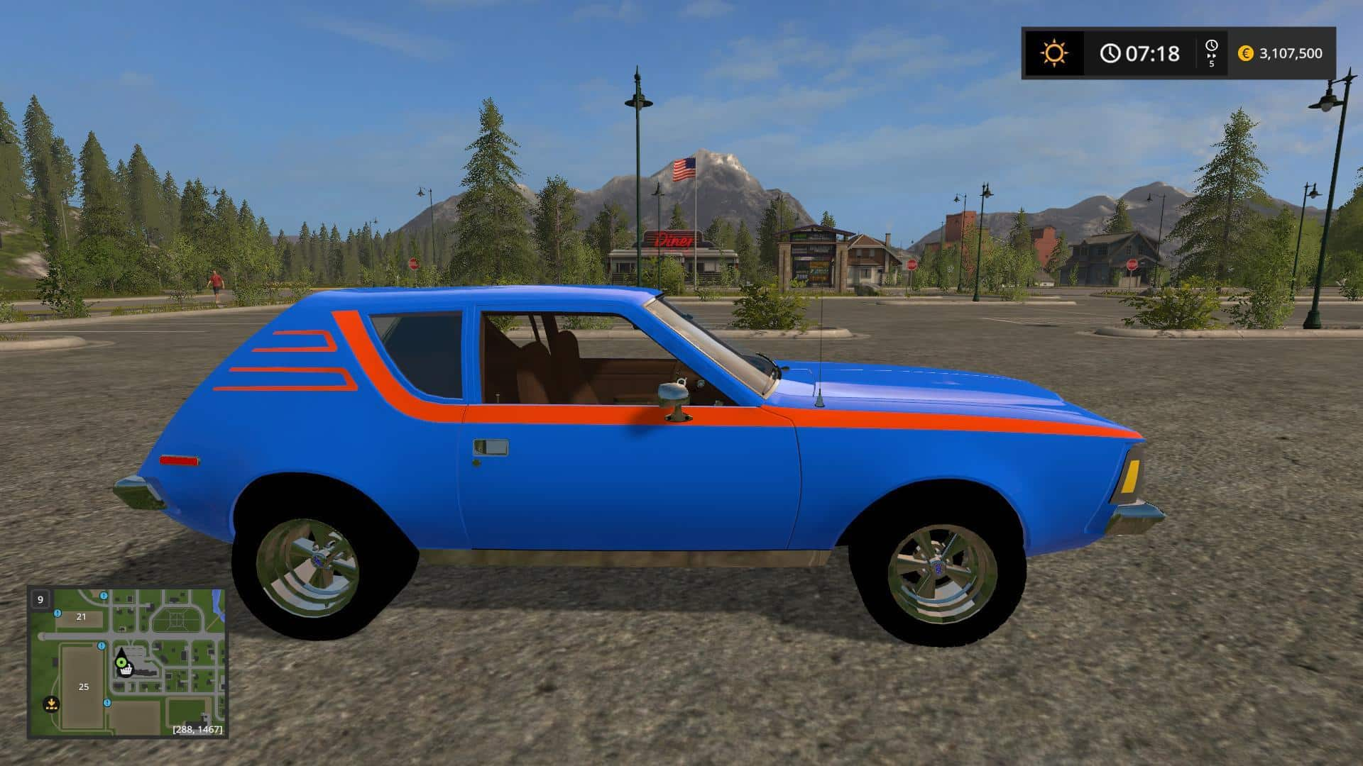 1973 AMC Gremlin v1.0