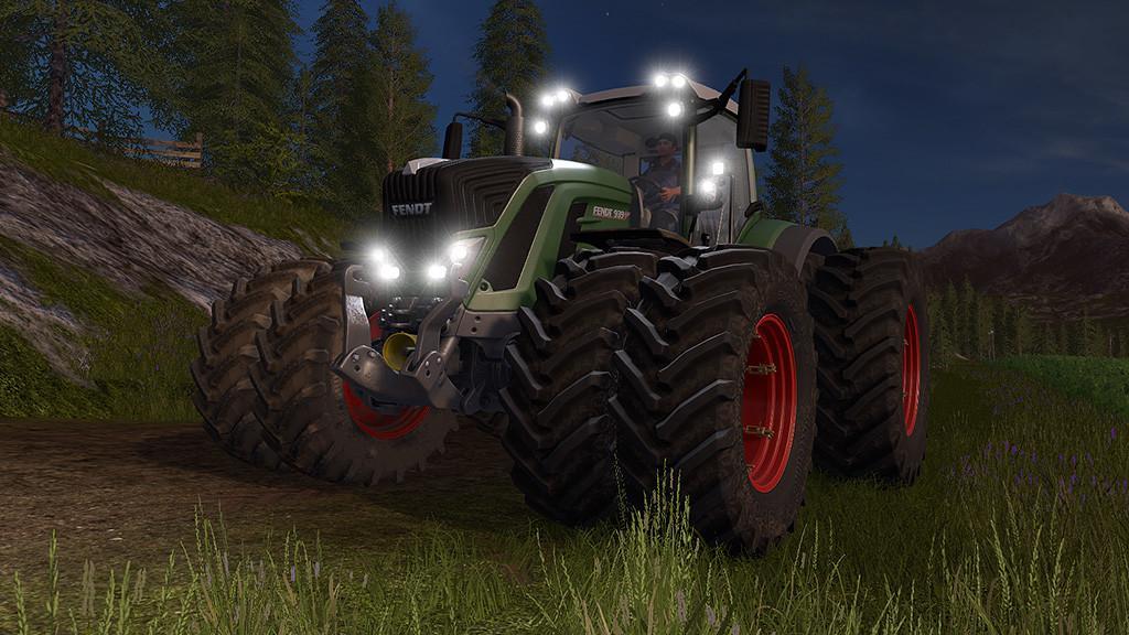 4Real Module 02 - Tire Dirt v1.0.2.0