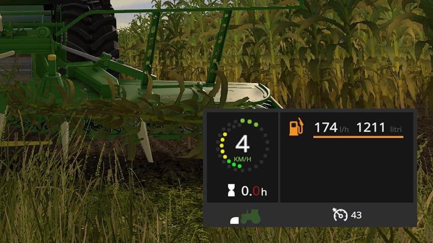 Better Fuel Usage v 3.8