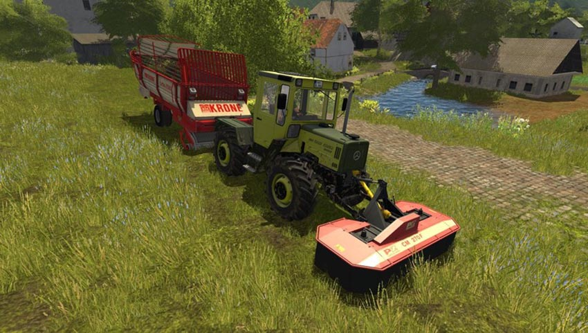 Krone Turbo 2500 V 1.0 [SP]