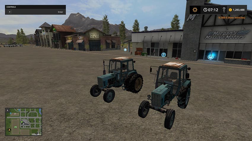 MTZ 80 Blue V 1.2 [SP]