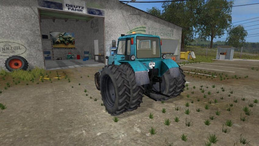 MTZ 82 Turbo V 2.2 [MP]