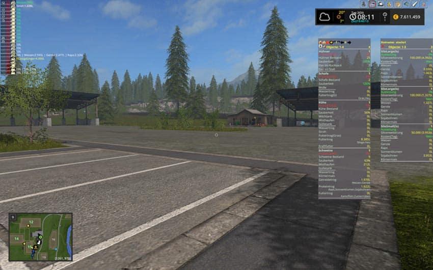 Multi Overlay V2 Hud v 2.96 Beta [MP]
