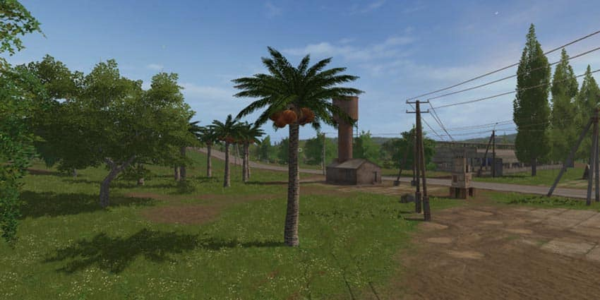 Placeable Coco Tree V 1.0 [MP]