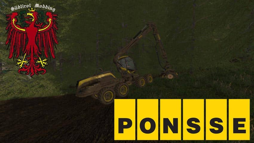 Ponsse Scorpion KING V 1.0 [SP]