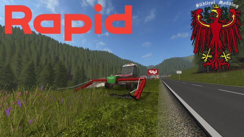 Rapid portal mower v 1.0 [SP]