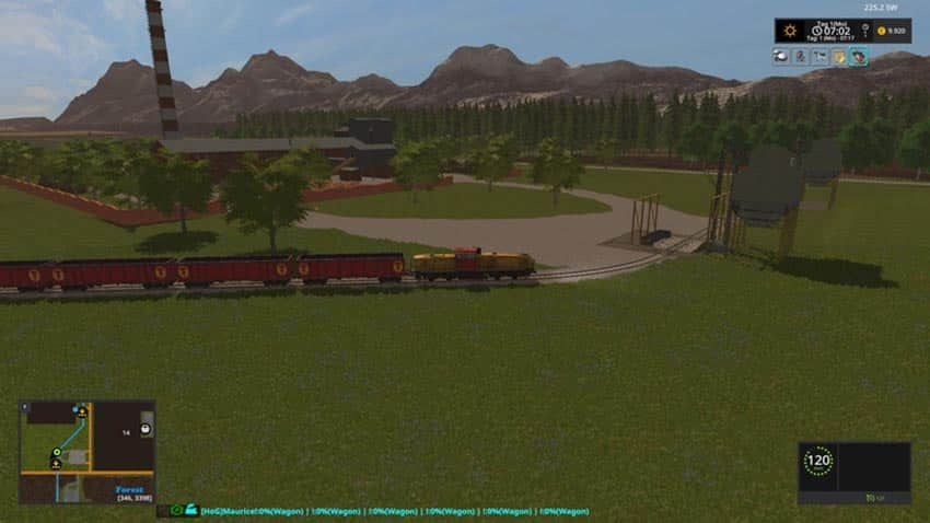 The Morice Land v 2.0 KF [SP]