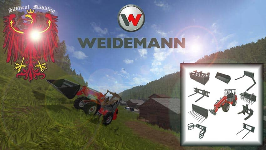 Weidemann 1770 GX50 V 1.1 [MP]