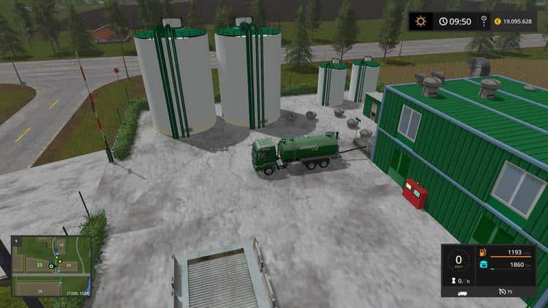 BIO Diesel Refinery placeable v3.0
