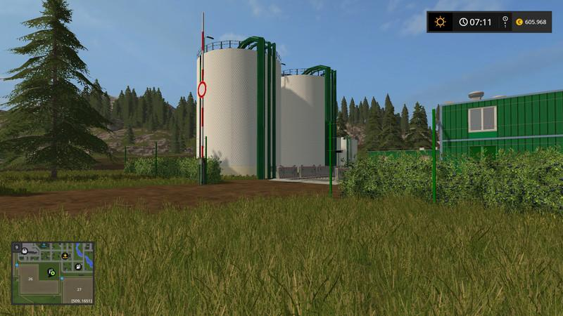 BIO Diesel Refinery placeable v3.0