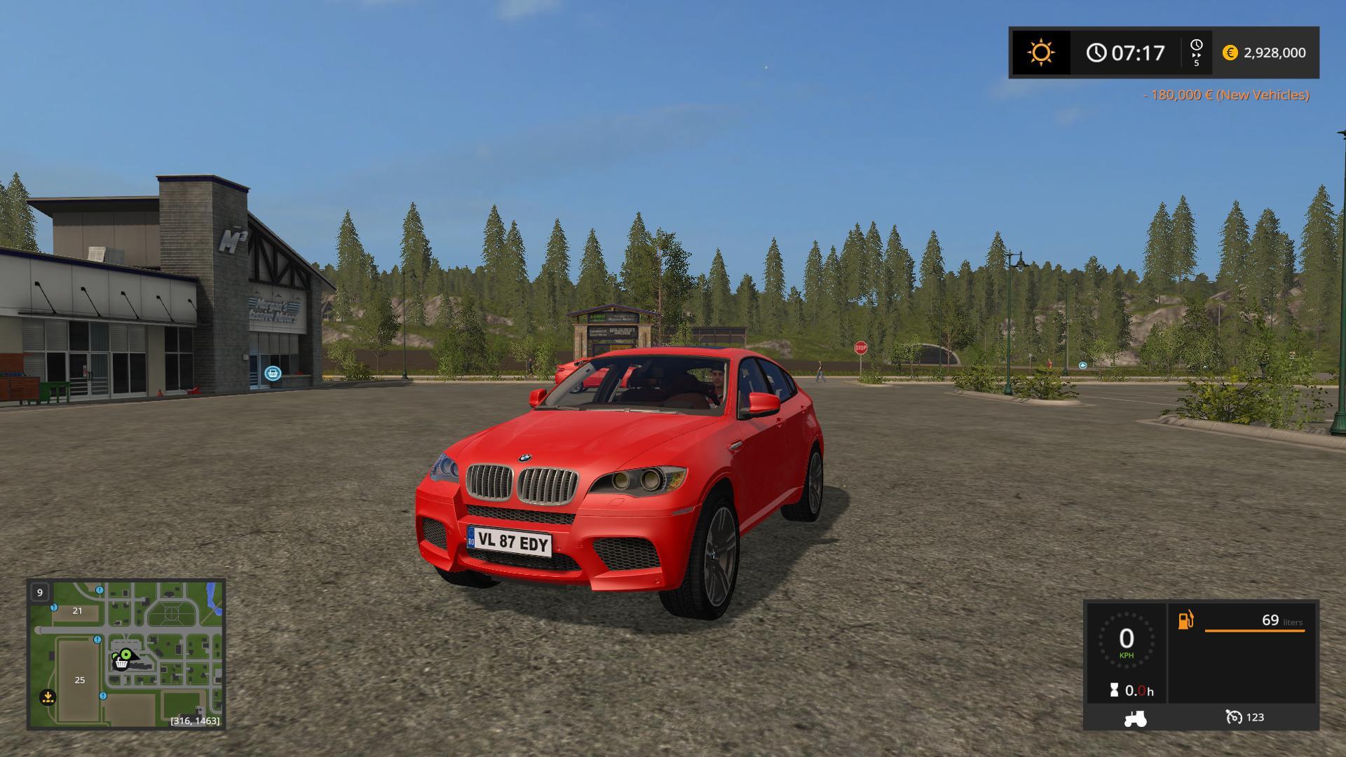 BMW X6 v1.0