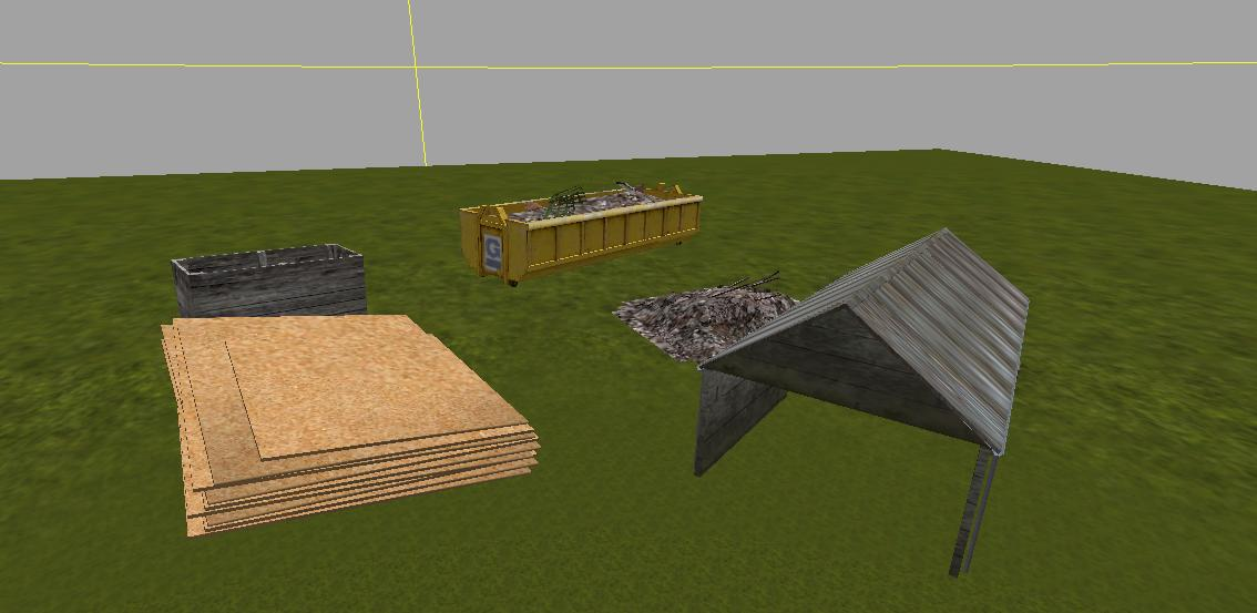 Joshx55 Modding Map Objects Pack v1.0