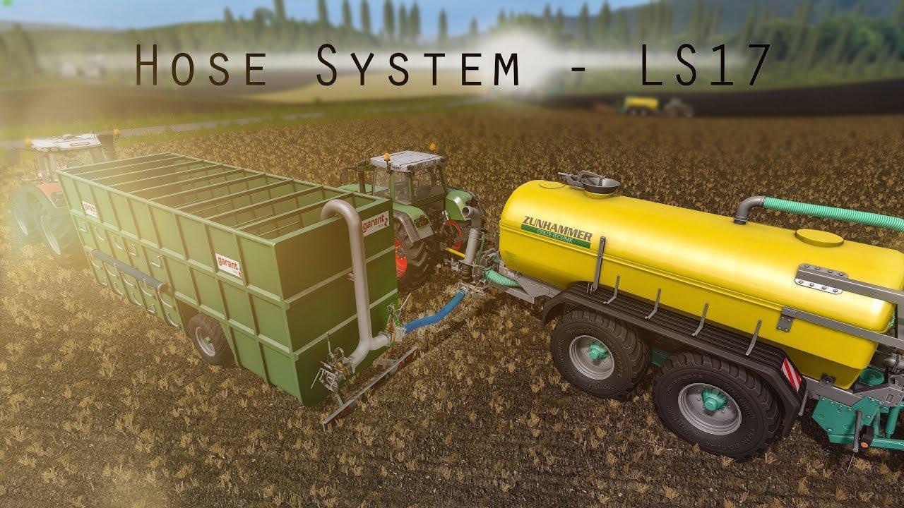 Hose system v1.0.1.0