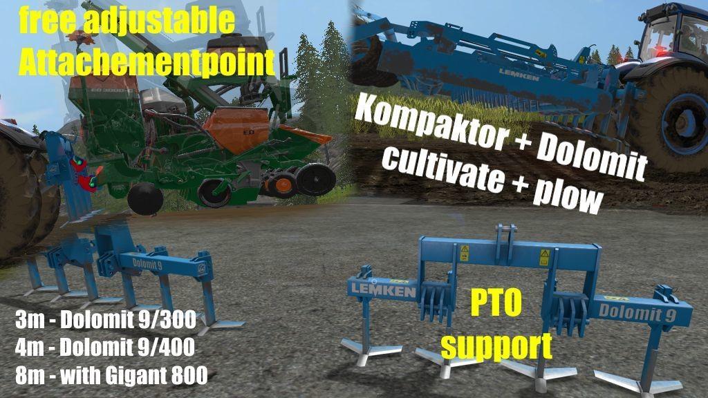 ITS Lemken Dolomit v2.8.0.0