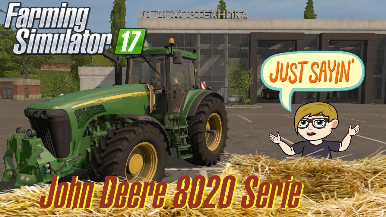 John Deere 8020 Series v4.0 Final