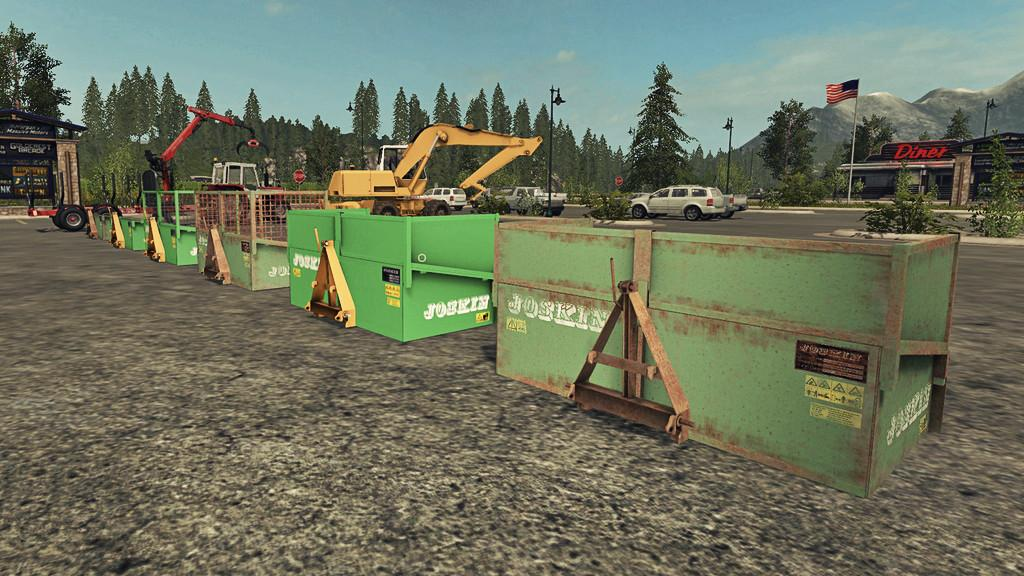 Joskin 3-Points Tipper v1.0.0.1
