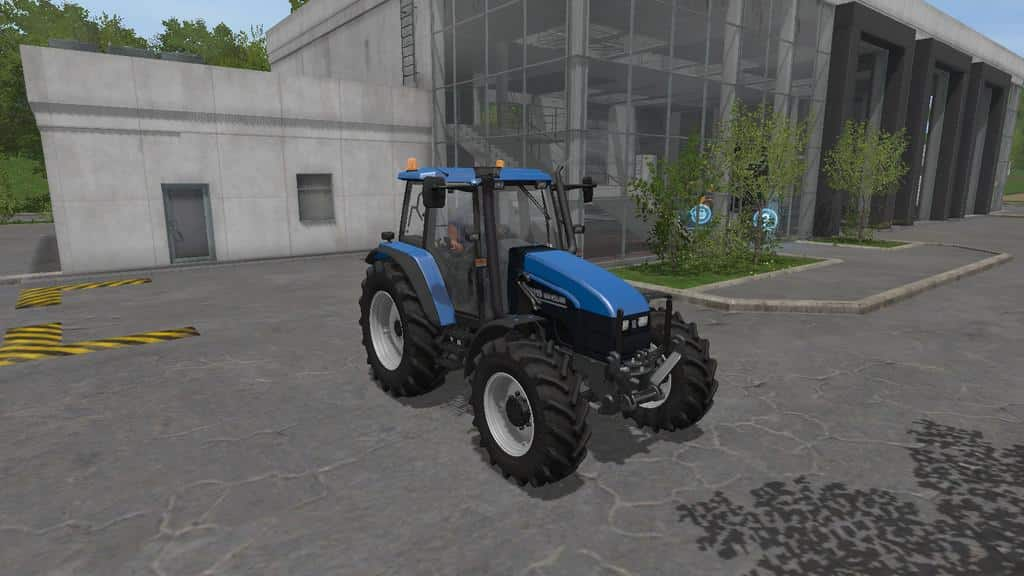 New Holland TS115 v1.0.0.1