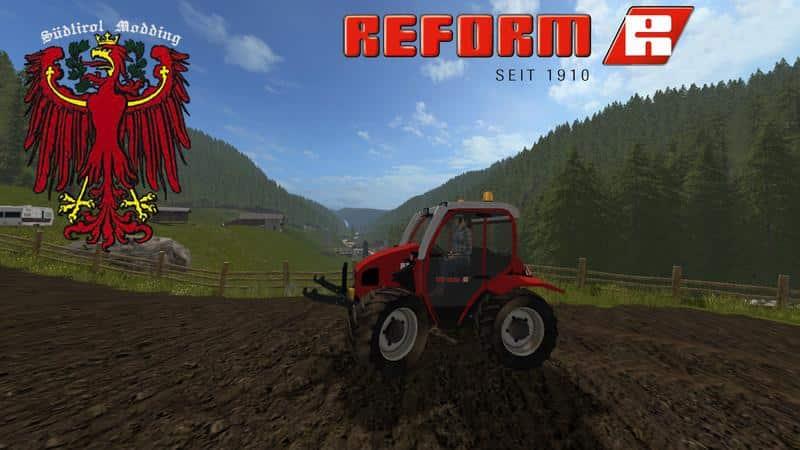 Reform Mounty 110V v1.0