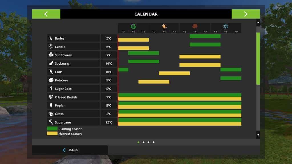 Seasons GEO: Paraguay v1.0.0.0