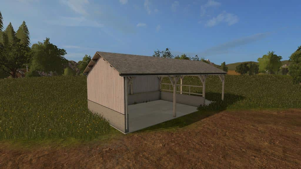 Storage Building v1.0.0.0