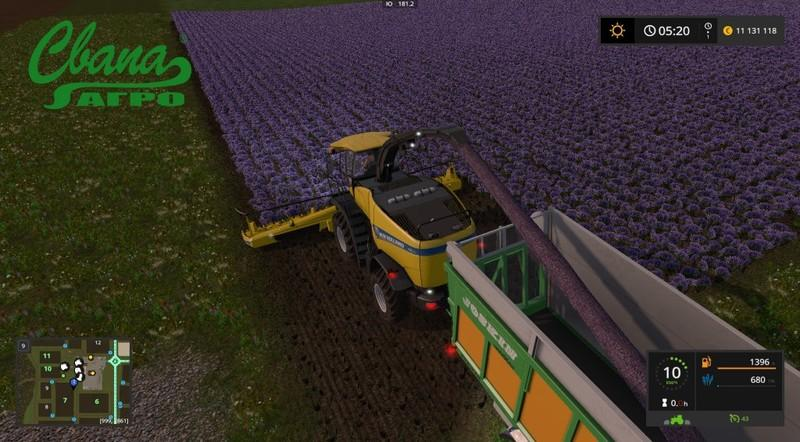 Svapa Agro map v1.1.5 Small