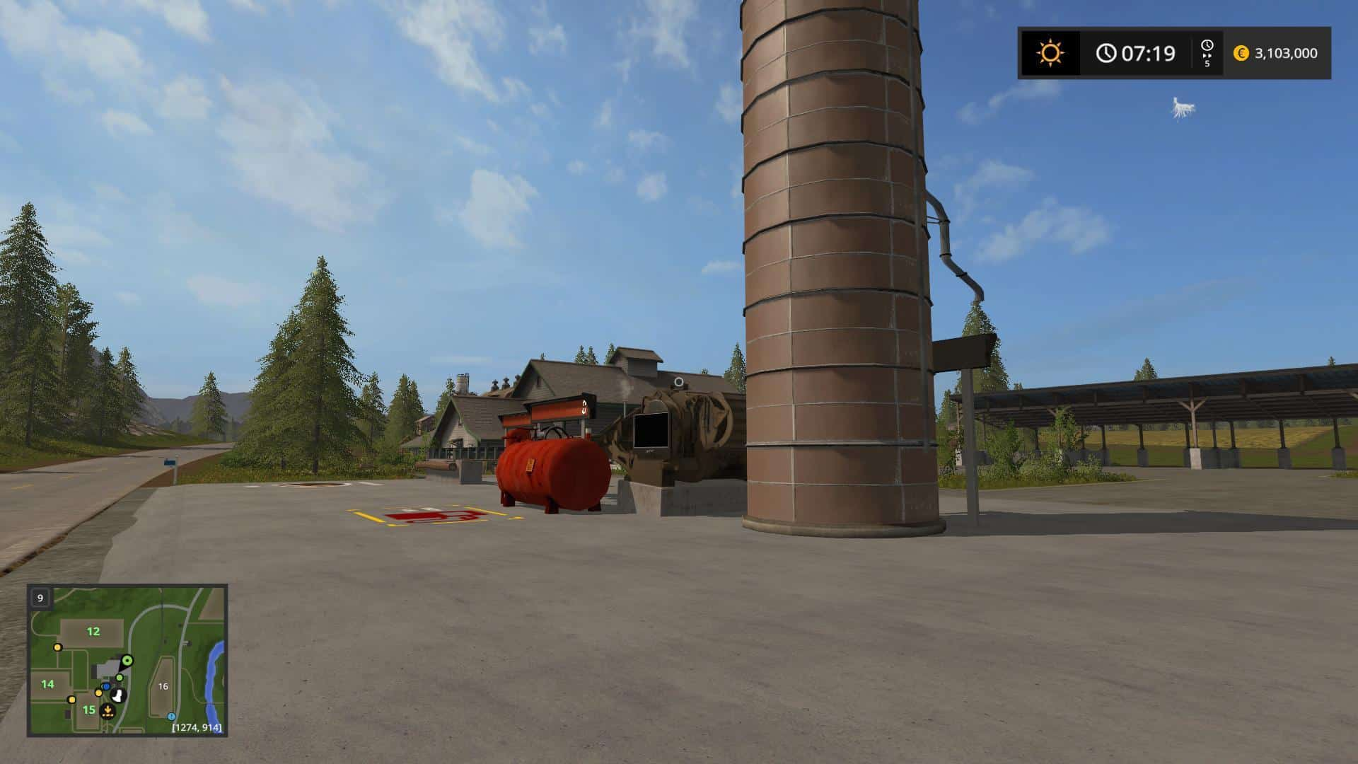 Wood Crusher placeable v1.0
