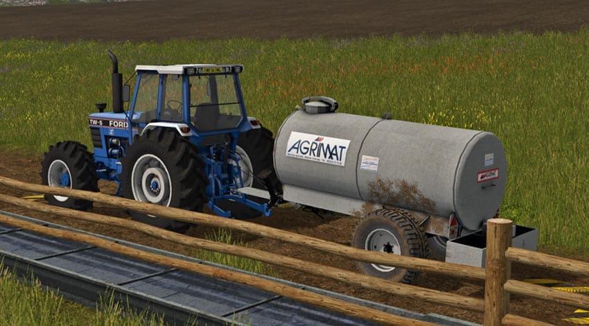 Agrimat TE 4100 V 1.0 [SP]