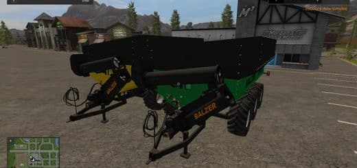Pack of trailers v1 0 - FS 2017 Mod