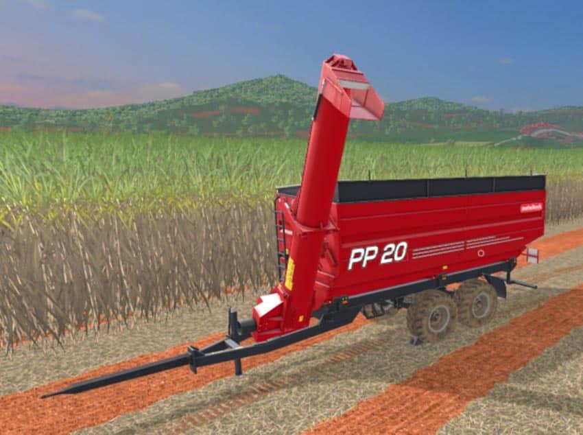 Metaltech PP20 sugar cane V 1.0 [MP]