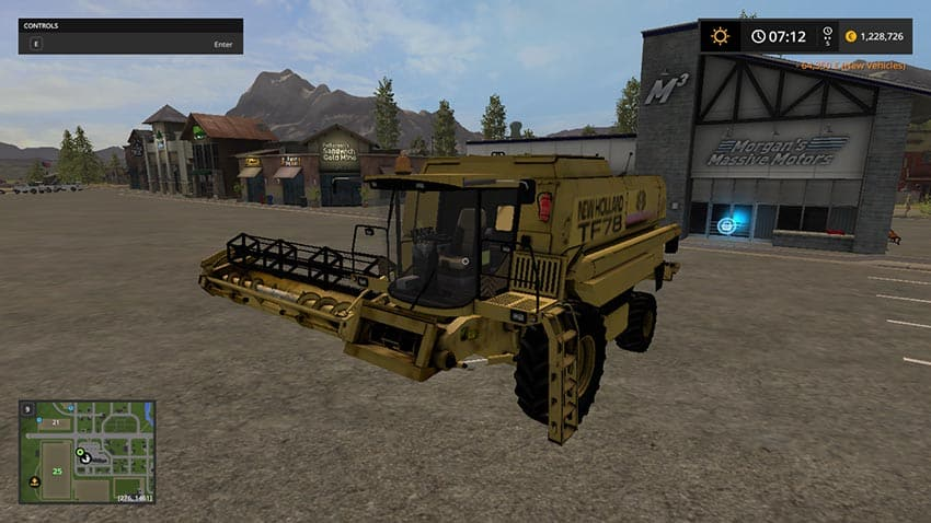 New Holland TF 78 V 1.0 [SP]