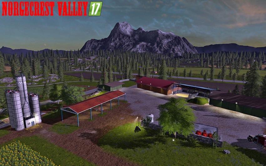 Norge Crest Valley 17 V 2.6 [MP]